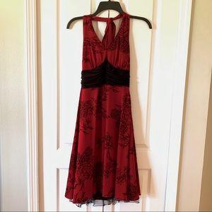 Sweet & Sexy Halter Top dress